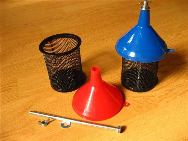 Brilliant new bait holder invention